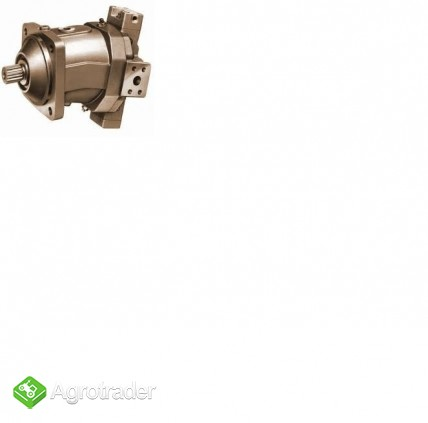 Silniki hydrauliczne REXROTH A6VM160HA1R2/63W-VZB020HA  - zdjęcie 1