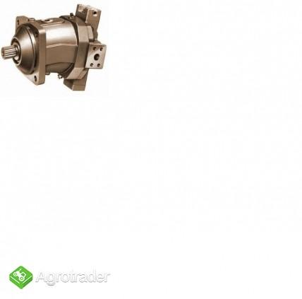 Rexroth silnki hydrauliczne A6VM160HA1U2/63W-VZB020A  - zdjęcie 4