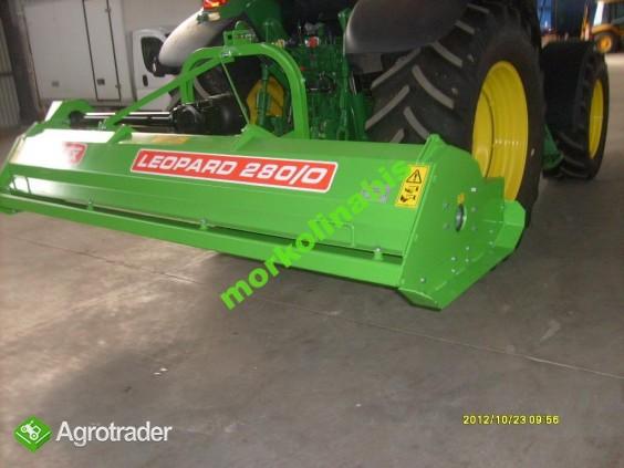 Rozdrabniacz bijakowy kosiarka LEOPARD DUO TALEX do kukurydzy traw itp - zdjęcie 5