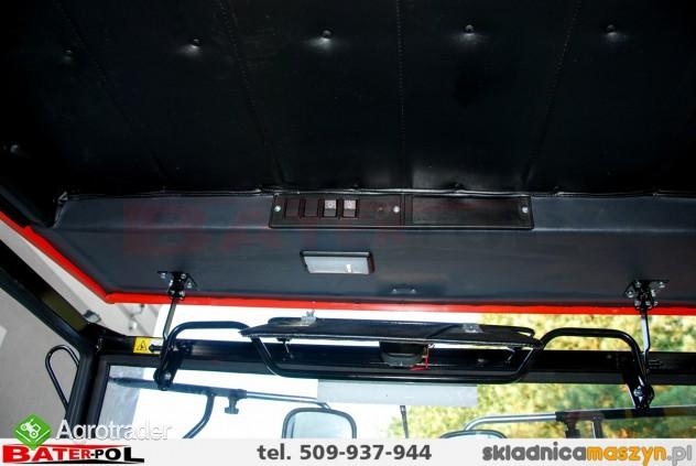 Kabina C-360  URSUS NAGLAK z metalowymi błotnikami (komfortowa)  - zdjęcie 7