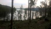Mazury!!! sprzedam działki 3000m nad jeziorem  Garbas przy lesie.