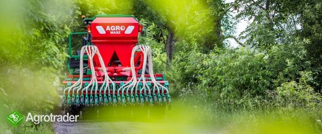 Siewnik do uprawy uproszczonej Salvis Agro-Masz siewnik uproszczony - zdjęcie 3