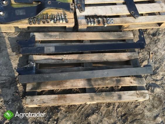 Ładowacz czołowy TUR QUICKE Q46 do NEW HOLLAND T5 CASE Steyr Massey - zdjęcie 6