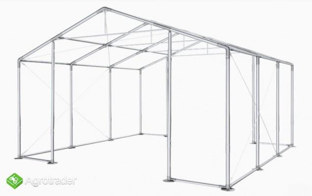Całoroczna Hala namiotowa 5m × 6m × 2,5m/3,41m  - zdjęcie 1