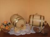 Beczki dębowe na wino, antałki PRODUCENT