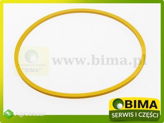 Pierścień uszczelniający kosza Case IH MX150,MX170