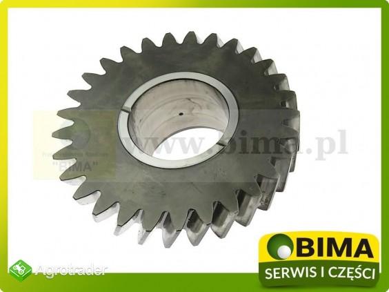 Używane koło zębate tylnego wałka Renault CLAAS Temis 650 - zdjęcie 1