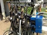 dojarka ALFA LAVAL 4 aparaty udoj. z myjka
