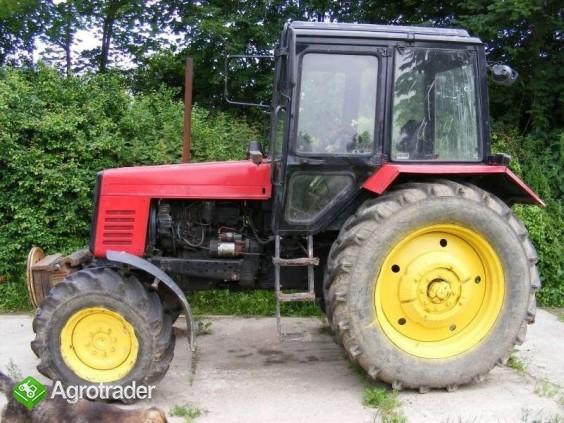 Ciągnik rolniczy mtz 82ts pronar belarus zamienię - zdjęcie 3