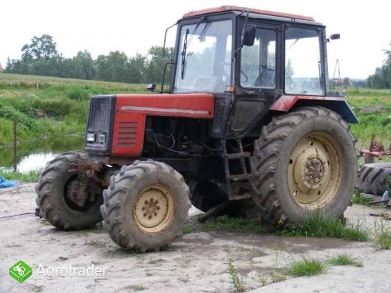 Ciągnik rolniczy mtz 82ts pronar belarus zamienię - zdjęcie 5