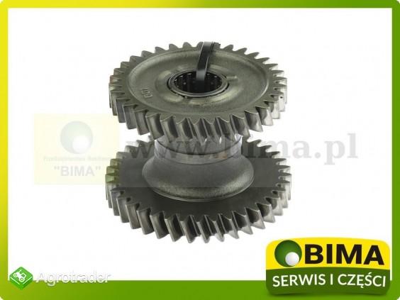 Używane koło zębate choinka Renault CLAAS 133-14,133-54 - zdjęcie 2