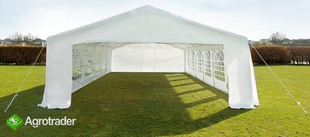 Namiot Hala Bankietowa Weselna Imprezowa 5x10x2m - zdjęcie 4