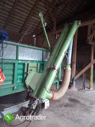 Przenośnik ślimakowy hydrauliczny - zdjęcie 2