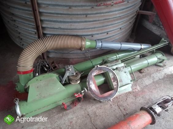 Przenośnik ślimakowy hydrauliczny - zdjęcie 3