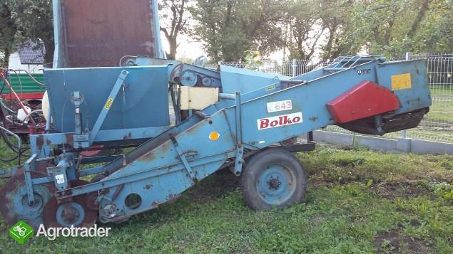 Kombajn Bolko  Z 643 - zdjęcie 1