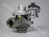 Jaguar - Turbosprężarka MITSUBISHI 2.2 49477-01200 /  49477-01202 /  4