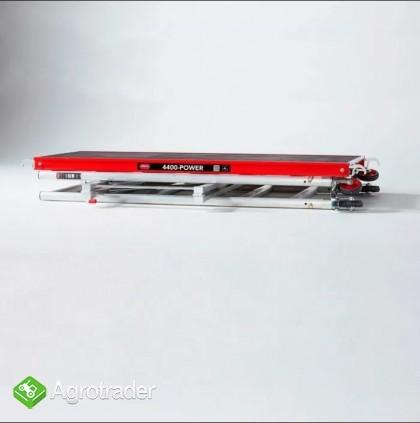 RUSZTOWANIE JEZDNE ALUMINIOWE K2 4400-POWER ALTREX - zdjęcie 6