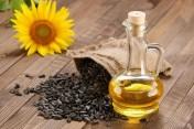Olej słonecznikowy nierafinowany z Ukrainy