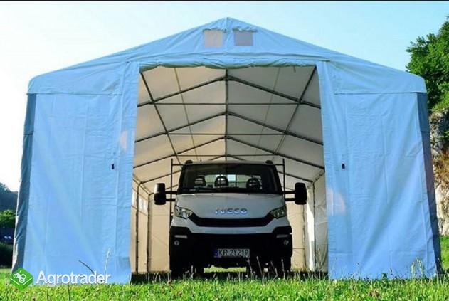 Hala namiot magazynowy handlowy 3x16x2 MTB - zdjęcie 1