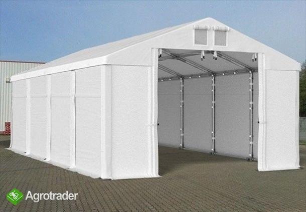 Namioty Magazynowe  całoroczne mocne 5x12x2,5 mtbtent.pl!! - zdjęcie 2