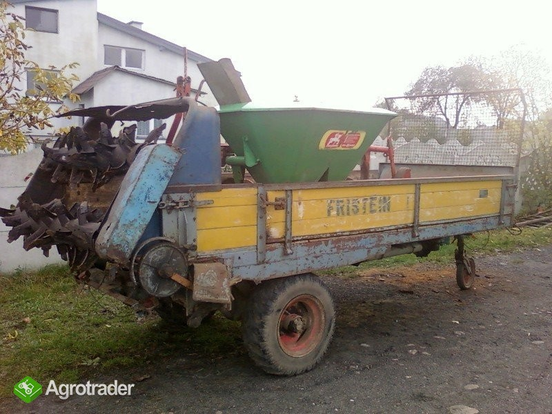 Maszyny rolnicze z niemiec