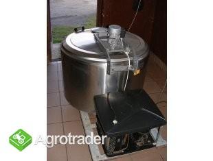 Zbiornik na mleko 350 litrów