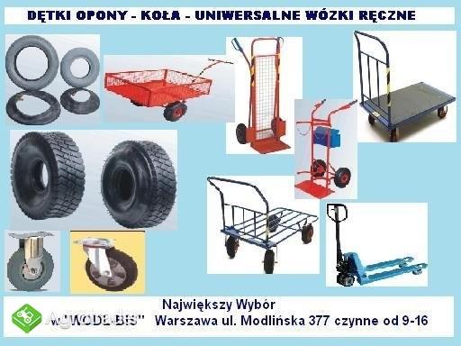 Wózek gospodarczy 2 Kołowy