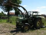 Traktor JOHN DEERE 920s z turem