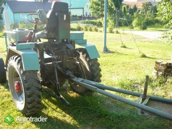 Ciągnik SAM+Przyczepka - zdjęcie 2
