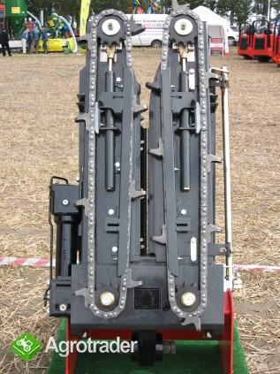 Przystawka do kukurydzy na ziarno EMH 4 NOWA Emmarol - zdjęcie 3