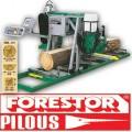 Trak taśmowy manualny CTR710M Pilous Forestor