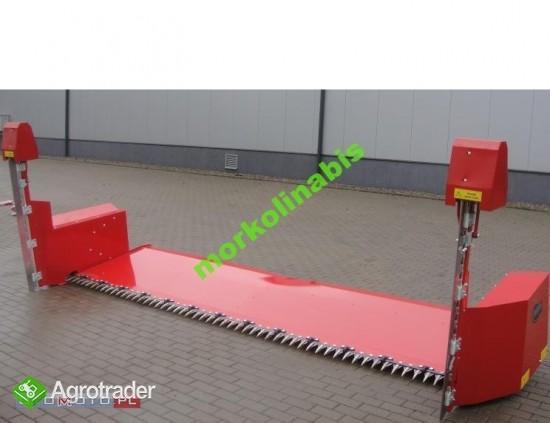 HIT Stół do rzepaku najazdowo-progowy szybki montaż Bizon Super/Rekord - zdjęcie 2