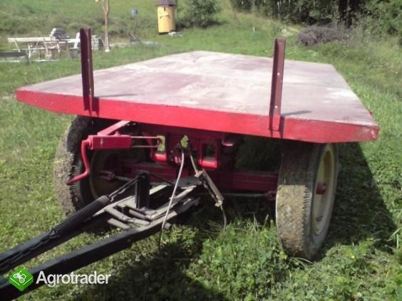 Przyczepa rolnicza - zdjęcie 2