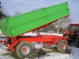 przyczepy 12 ton czarno bialostocka