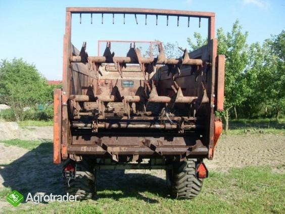 rozrzutnik brimont 10 ton - zdjęcie 4
