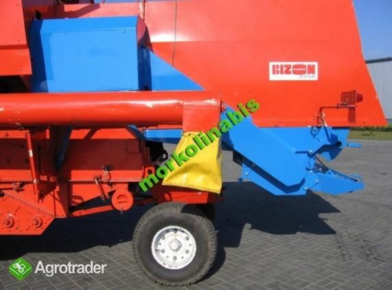 Rozdrabniacz słomy BIZON Z-056/Z-058/Z-050/Z-040/BSZ110 Super Rekord - zdjęcie 2
