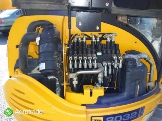 JCB 8032 ZTS 2005 - zdjęcie 2