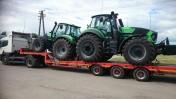 Transport ciągników i maszyn rolniczych uslugi transportowe dolnyśląsk