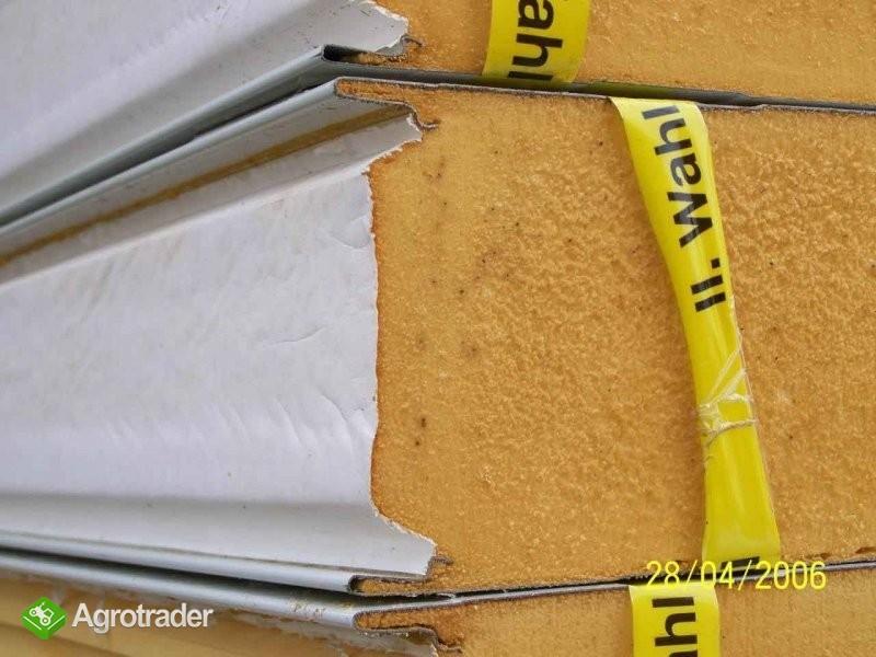 Tylko na zewnątrz Plyty warstwowe, poliuretan, nowe, 2 gatunek Mikstat • Agrotrader.pl KK24